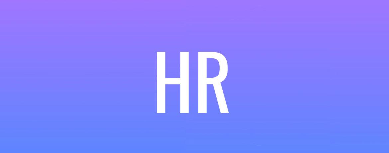 HR кампания